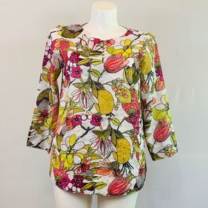SHARON YOUNG TROPICAL TOP